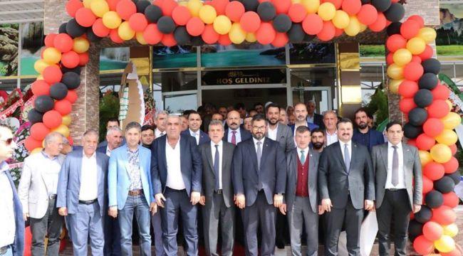 Serrhan Restaurant 500 kişiye ekmek kapısı oldu