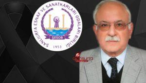 Urfa'da eski başkan hayatını kaybetti!