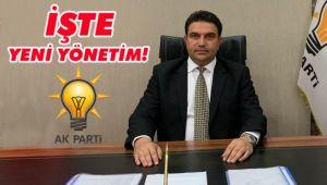 AK Parti Karaköprü'de yönetim değişti!