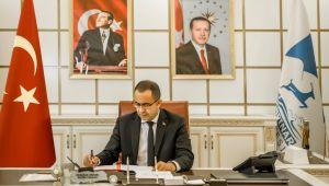 Başkan Aksak'tan TİGEM açıklaması