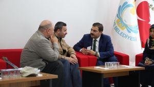 Başkan Canpolat halk günü toplantısında vatandaşlarla görüştü