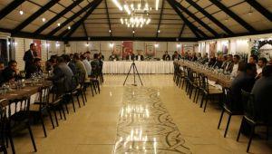 Beyazgül, Turizm Sektör Temsilcilerini Dinledi