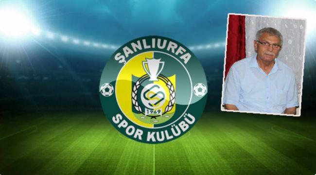 Beyoğlu: Urfaspor'un Urfa'ya hiçbir katkısı olmamıştır
