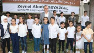 Göçmenler Büyükşehir'in İftarında Buluştu