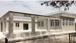 Karaköprü Kırsalına Yeni Çok Amaçlı Salonlar Kazandırılıyor