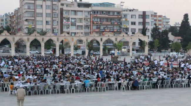 Ramazan Şanlıurfa'da Bir Başka Güzel Yaşanıyor