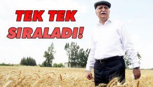 TZOB'dan çiftçiler için flaş talepler!