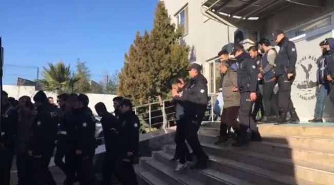 Urfa'da 'akaryakıt' şebekesine operasyon