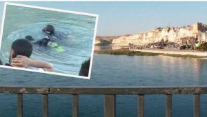 Urfa'da suya atlayan genç kızı, vatandaşlar kurtardı