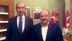 Yalçınkaya'fan OSB Talebi