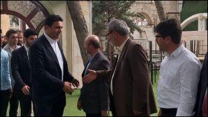 Başkan Ağan'dan STK'lara Bayram Ziyareti