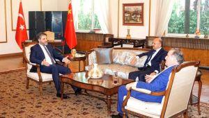 Çin / Pekin Büyükelçi Önen, ziyaretçisiz kalmıyor