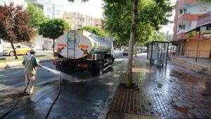 Haliliye Belediyesinden özel temizlik programı