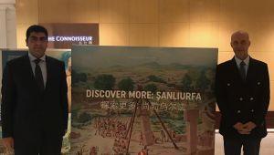 Şanlıurfa Turizmi Geliştirme A.Ş, Çinli acentelerele bir araya geldi.