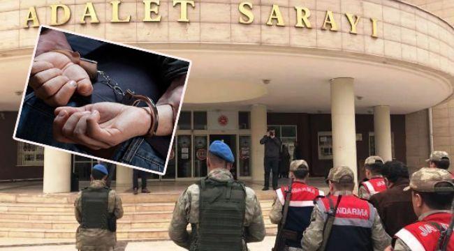 Urfa'da FETÖ'nün askeri yapılanmasına operasyon: 14 gözaltı