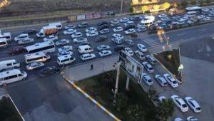 Urfa'da Zincirleme Trafik Kazası