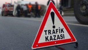 Urfa – Diyarbakır yolunda feci kaza: 7 yaralı