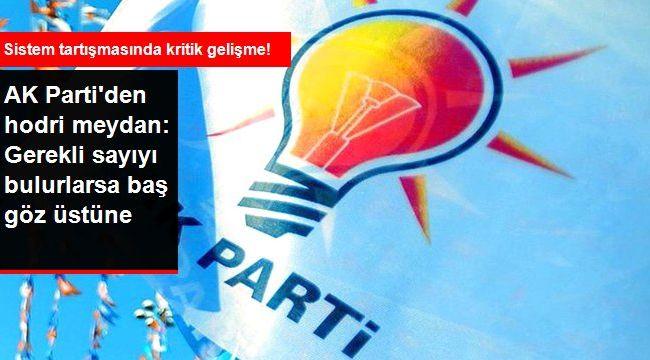 AK Parti'den Hodri meydan