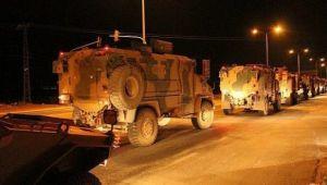 Askeri birlikler Urfa'ya ulaştı