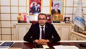 Başkan Aksak: Mağdurların, mazlumların yanındayız!