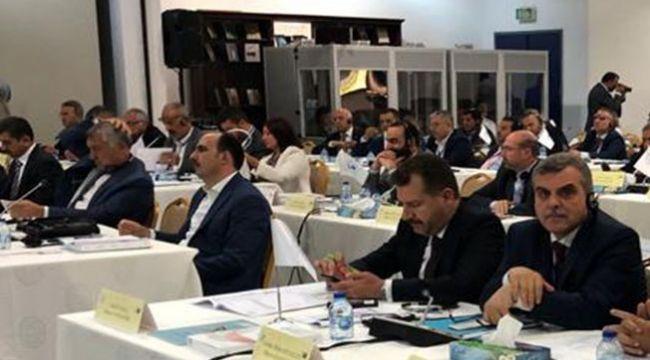 Başkan Beyazgül, Urfa'yı Ürdün'de temsil etti