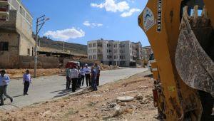 Eyyübiye Belediyesi Talepleri Bir Bir Yerine Getiriyor