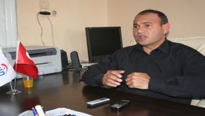 Kaşip Başkanı Aydın'dan kınama