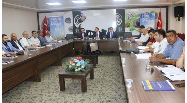 Şanlıurfa Turizm Konseyi ilk toplantısını yaptı