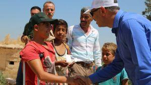 Eyyübiye Belediyesi Hizmette Dur Durak Bilmiyor