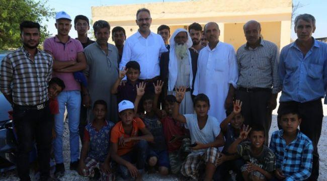 Eyyübiye Belediyesi, İlçeye Yeni Yollar Kazandırmaya Devam Ediyor