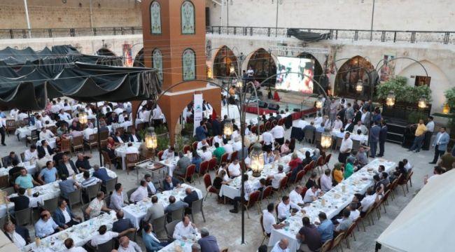 Eyyübiye Belediyesi, Yerel Yönetimler Toplantısına Ev Sahipliği Yaptı.