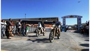 Rally Raid yarışı Şanlıurfa'da son buldu
