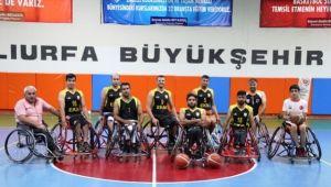 Şanlıurfa Büyükşehir Basketbol Takımı Yeni Sezona Hazırlanıyor