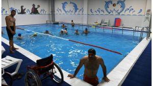 Şanlıurfa Büyükşehir'den engellilere özel yüzme havuzu