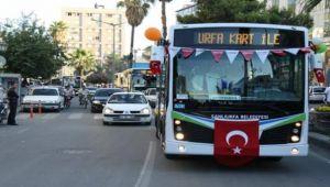 Şanlıurfa'da Toplu Taşımaya Zam Yapıldı