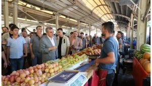 Semt pazarlarında soğutma sistemi yaygınlaşıyor