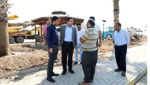 Başkan Özyavuz ile Harran'ın Çehresi Değişiyor