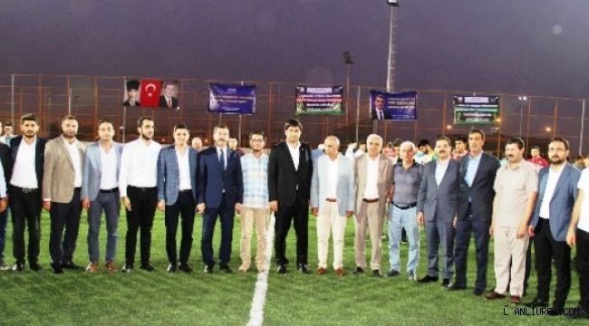 Büyükşehir Gençlik Turnuvası Tamamlandı