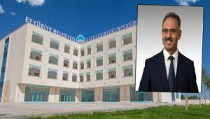 Eyyübiye Belediyesi Hzimet Binasına kavuştu