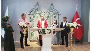 Haliliye'de yeni evlendirme dairesi açıldı