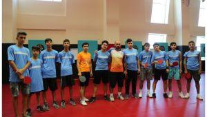 Haliliyeli gençler Türkiye kupasına hazırlanıyor