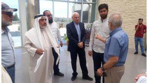 Kuveytli heyet Harran Üniversitesini ziyaret etti