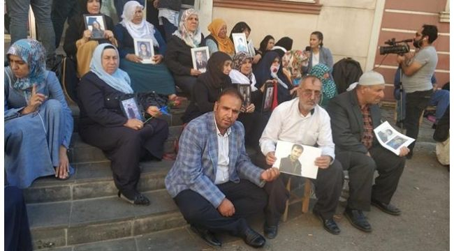 Meclis Üyesi Yetim'den Diyarbakırlı annelere tam destek