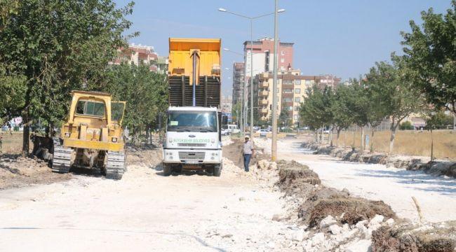 Şanlıurfa Büyükşehir, hizmette gitmedik yer bırakmıyor