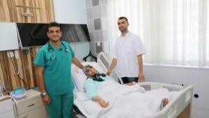 Türkiye'de ilk kez Urfa'da gerçekleşen ameliyat