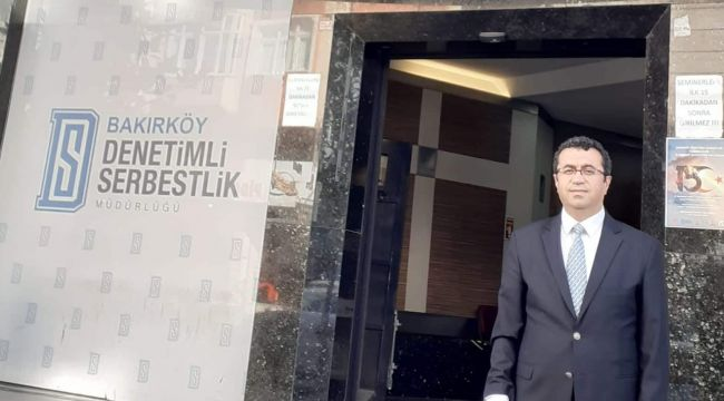 Urfalı O isim İstanbul'da göreve başladı