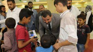 Başkan Baydilli , Yetim Çocuklarla Buluştu