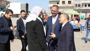 Başkan Kuş, Eyyübiye'nin her köşesine imzasını atıyor