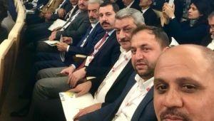 Başkanlar Belediye Birliği Toplantısındalar