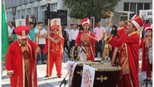Engelli mehterandan Mehmetçik'e anlamlı destek
